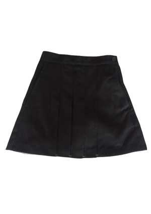 Greytown School Skort Black